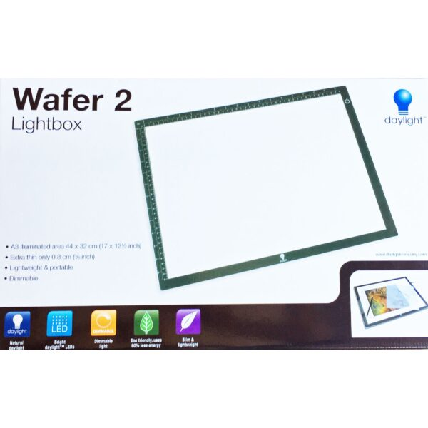 Wafer A3 Lightbox - A35030