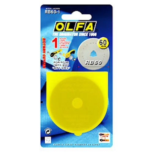 OLFA 60mm Replacement Blade + Safety Case