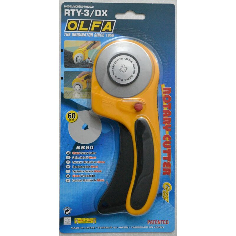 Trigger Action Rotary Cutter 45mm