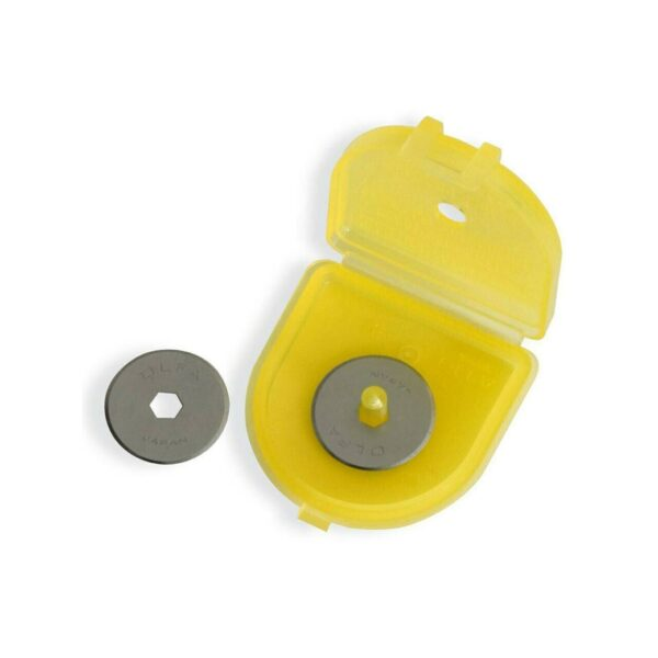 OLFA 18mm Replacement Blades 2 Pack + Safety Case